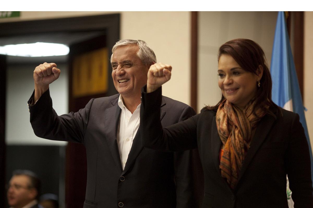 En la audiencia se determinaría la apertura de un proceso penal para el ex presidente Otto Pérez y la ex presidenta Roxana Baldetti