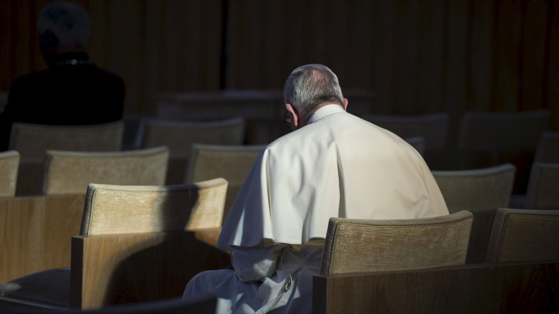 Un grupo de víctimas pidió al papa Francisco una audiencia privada para conocer el procedimiento contra varios jerarcas de la Iglesia Católica
