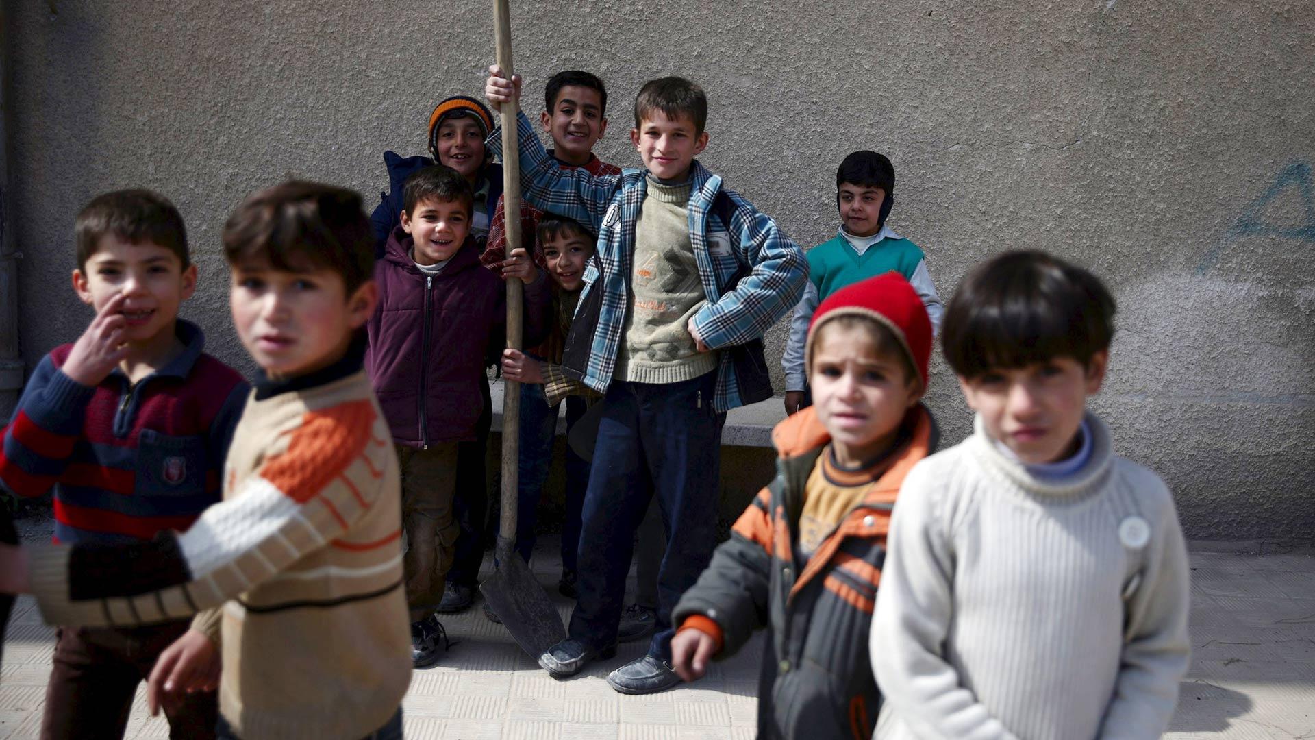 La ONU se preocupaca porque no ha podido ayudar a más del 90% de sirios