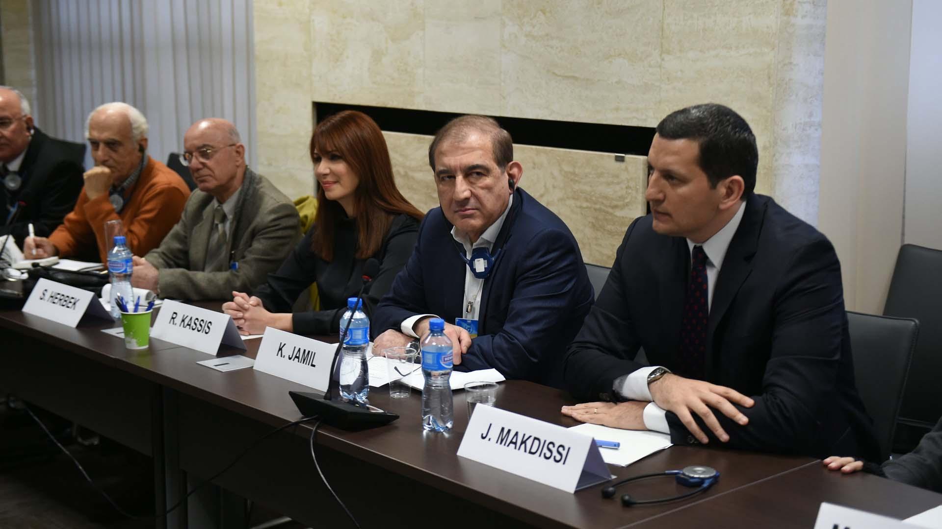 Representante de la oposición exigió la ejecución del presidente Bashar al Assad y desato la furia del Gobierno