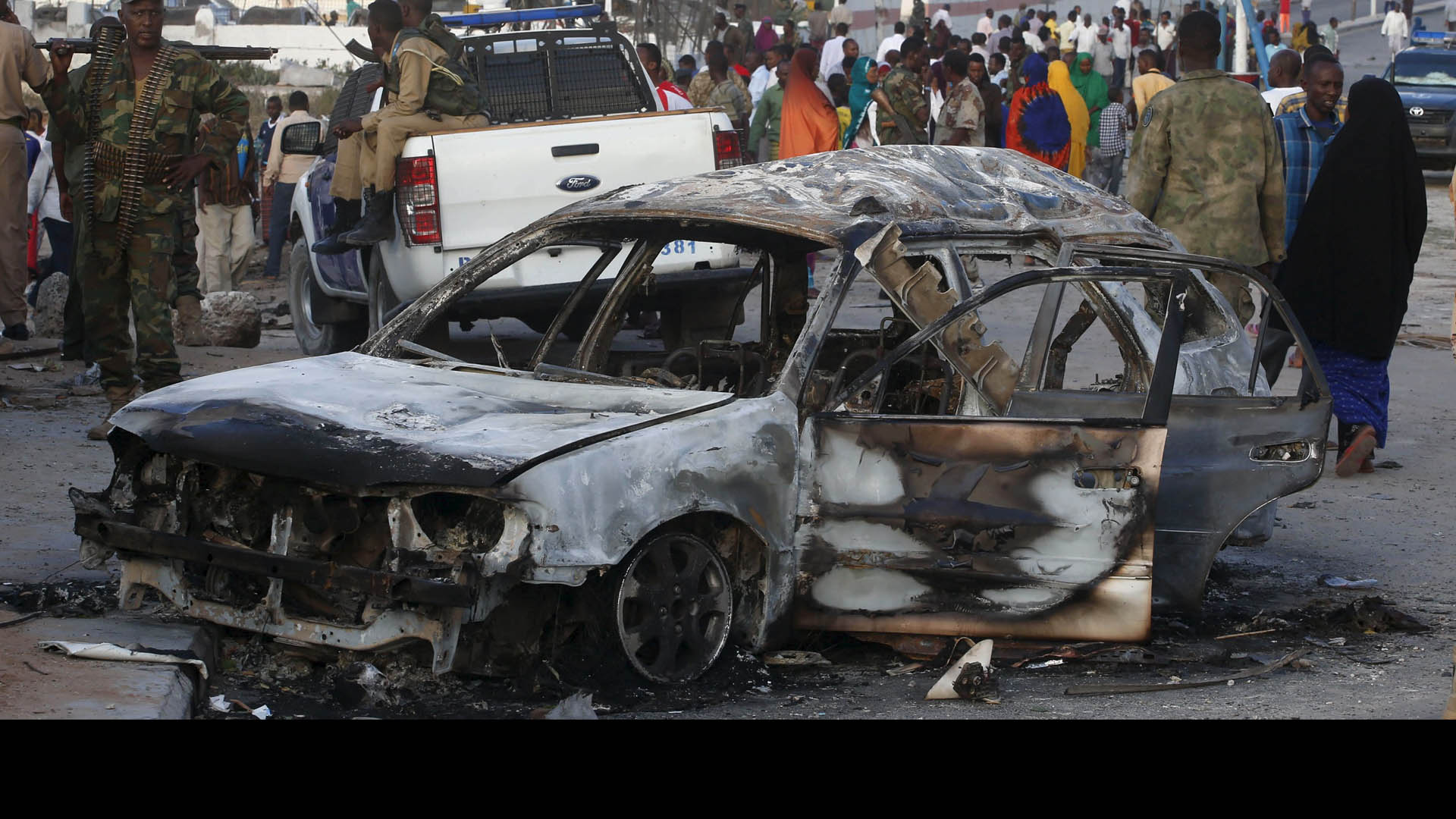 Estado Islámico podría ser el autor del atentado que ensombrece la tregua de alto al fuego