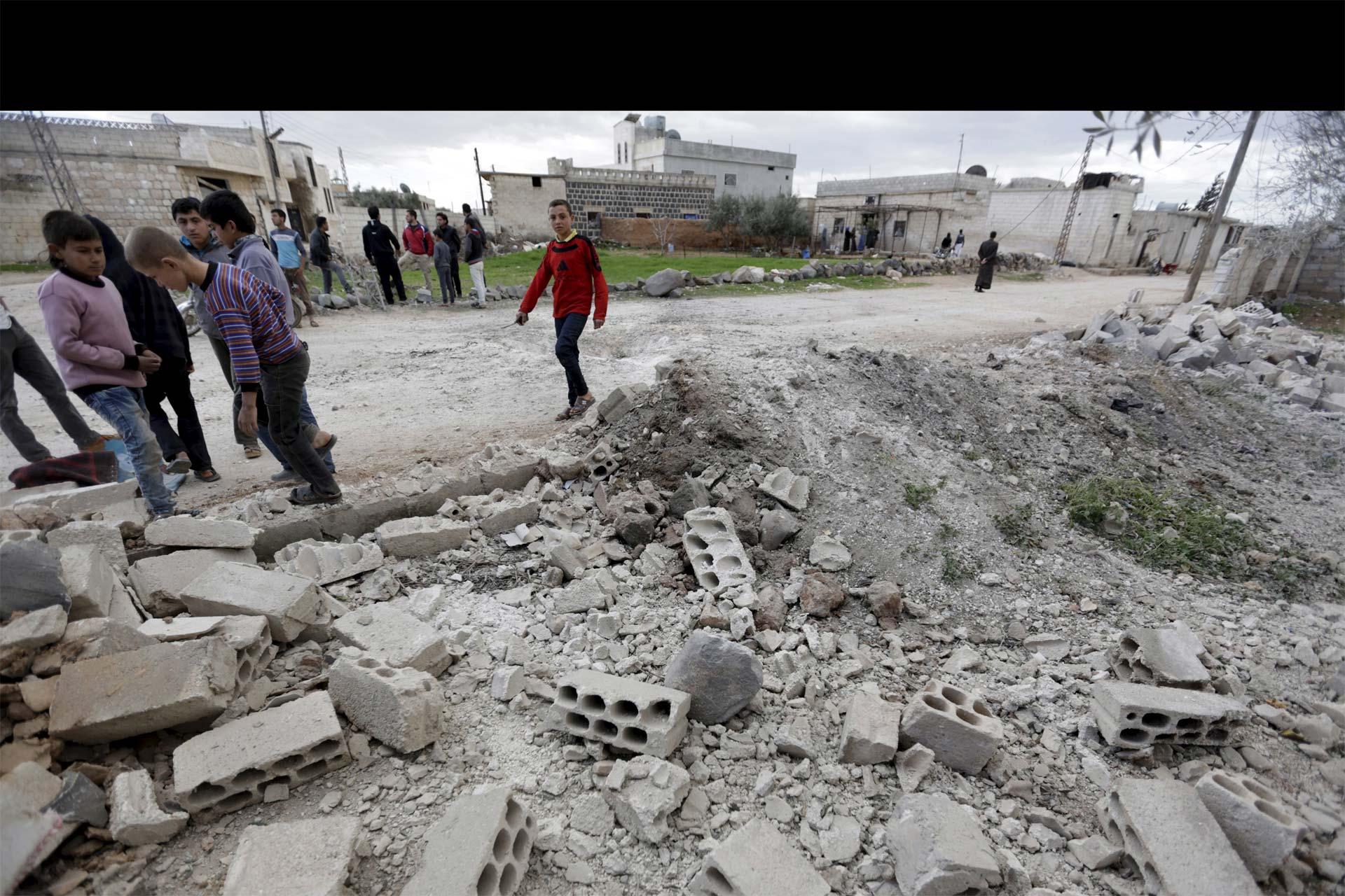 Al menos 16 civiles han muerto durante ataques de agrupaciones rebeldes