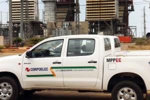 Según la investigación del Ministerio Público el funcionario iba de copiloto en una camioneta sin placas propiedad de Corpoelec