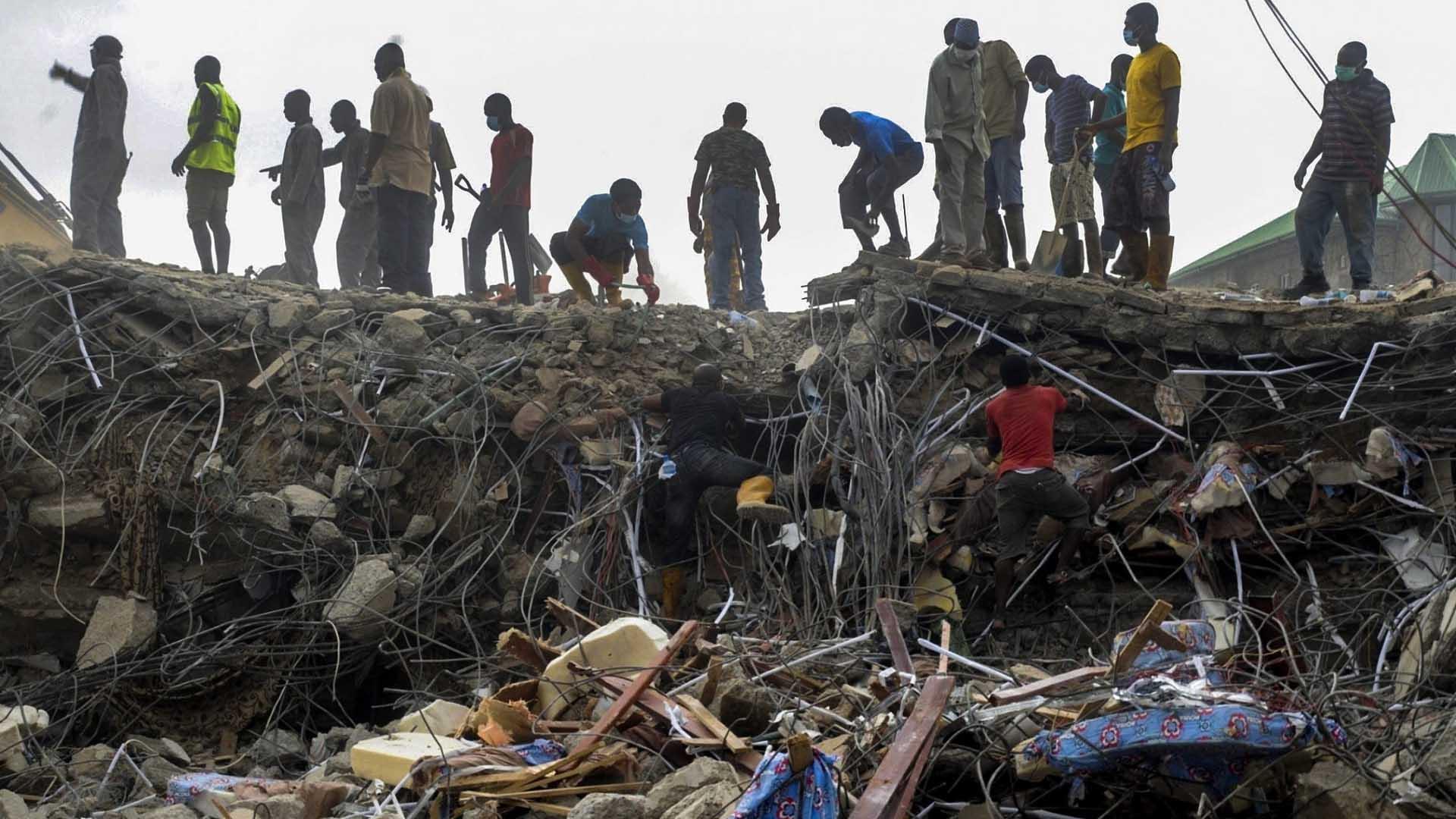 Las autoridades paralizaron otras 20 obras consideradas peligrosas