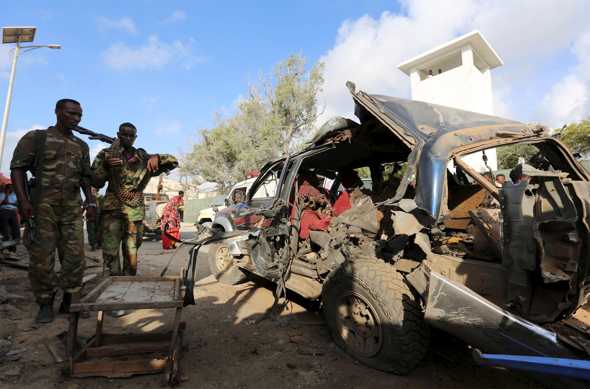 La incursión fue dirigida a través de equipos estadounidenses, pero se trató de una operación somalí