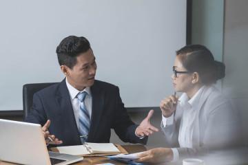 La persona debe analizar hasta qué punto está dispuesta a luchar para llevar un negocio hacia adelante