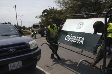 El director de Migración colombiana informó que con esta medida se busca garantizar la seguridad de la zona fronteriza con Venezuela