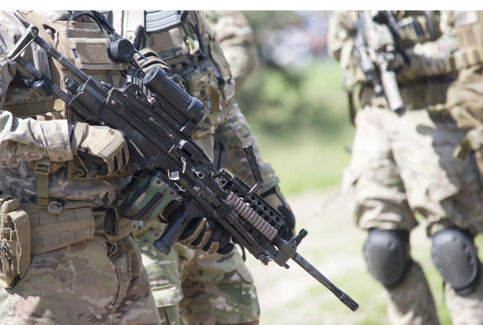 Los 5 fallecidos pertenecientes al Ejército de Liberación Nacional fueron abatidos por el Ejército y la Nolícial Nacional de Colombia