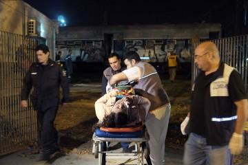 El fuego fue controlado por una unidad de Bomberos de la Policía Federal