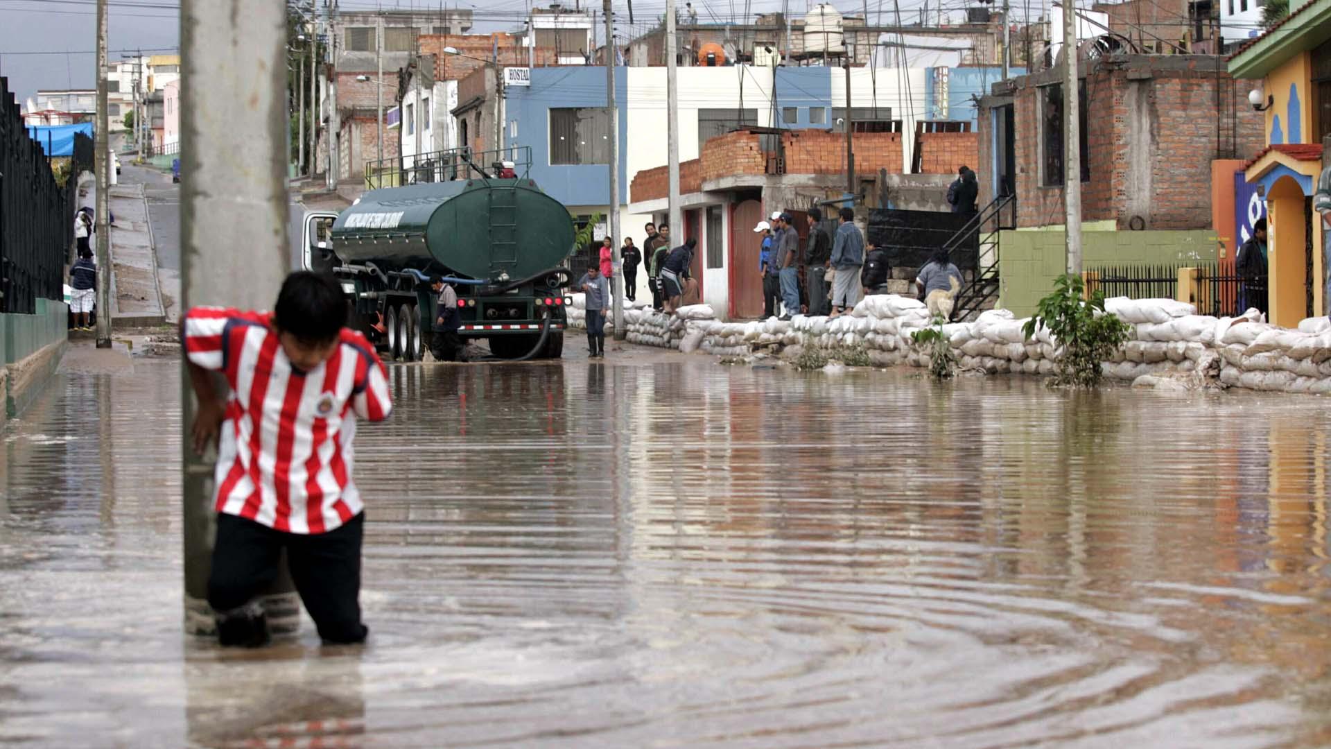 Otras 14 personas permanecen heridas en las regiones afectadas por las intensas lluvias
