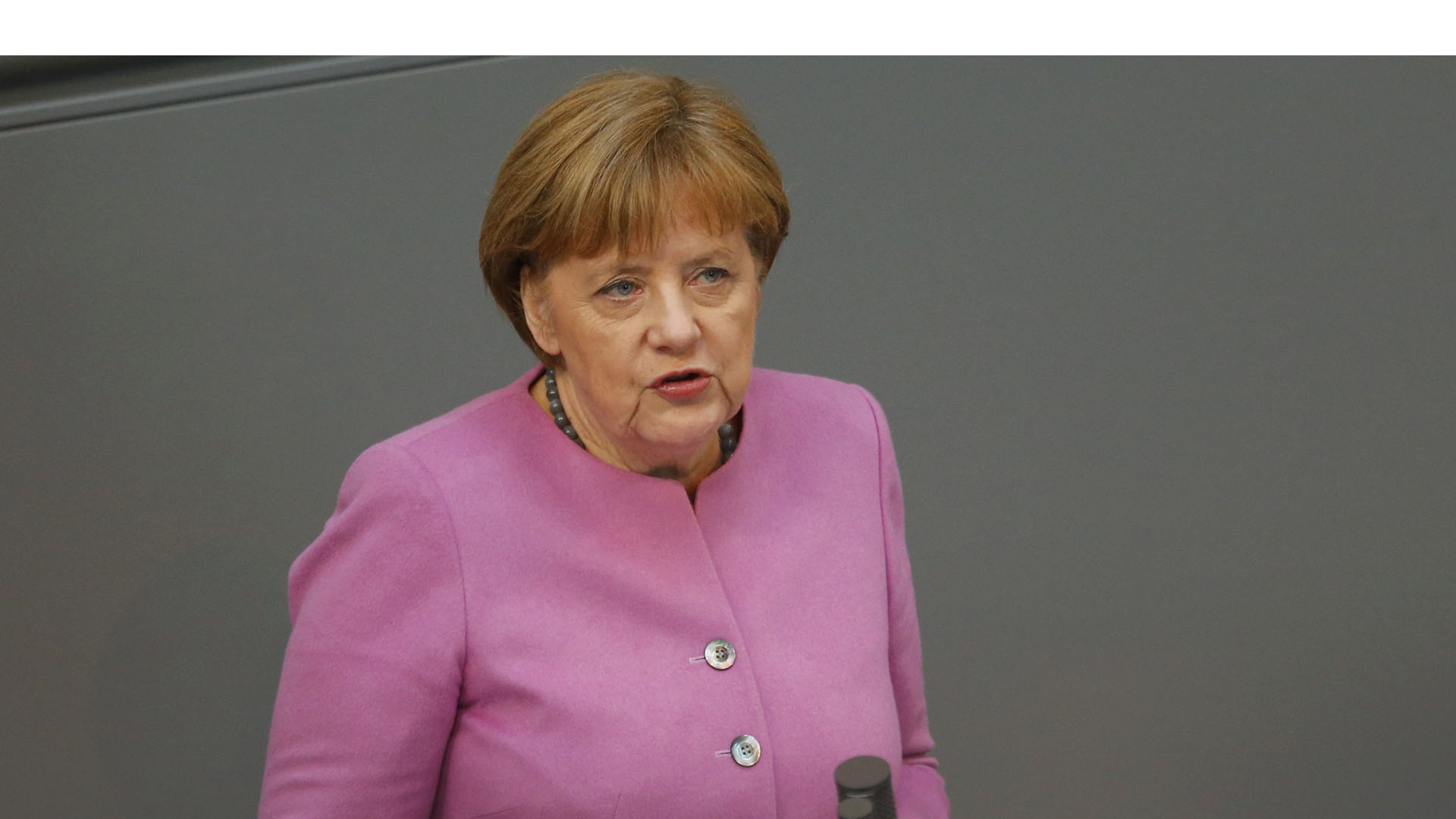 """La canciller alemana se refirió a la crisis de refugiados asegurando que el continente europeo """"puede hacer frente a este desafío"""""""
