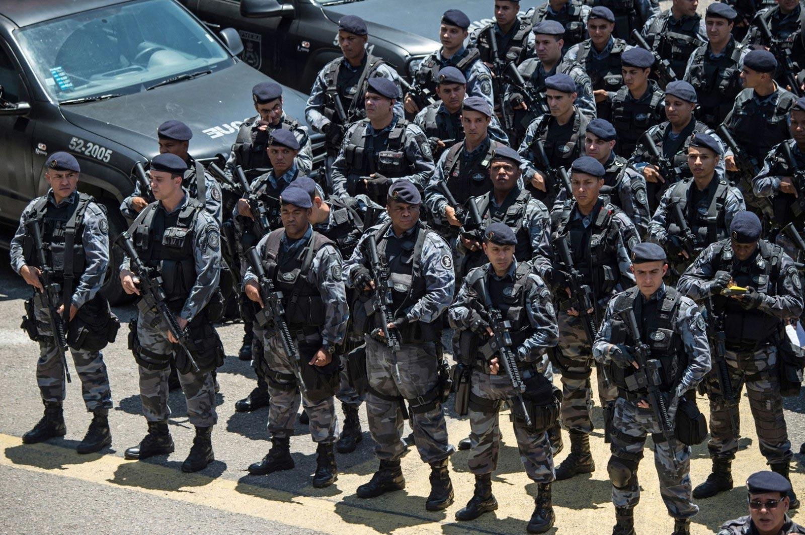Los Juegos Olímpicos contarán con más de 30 mil militares al servicio de la seguridad