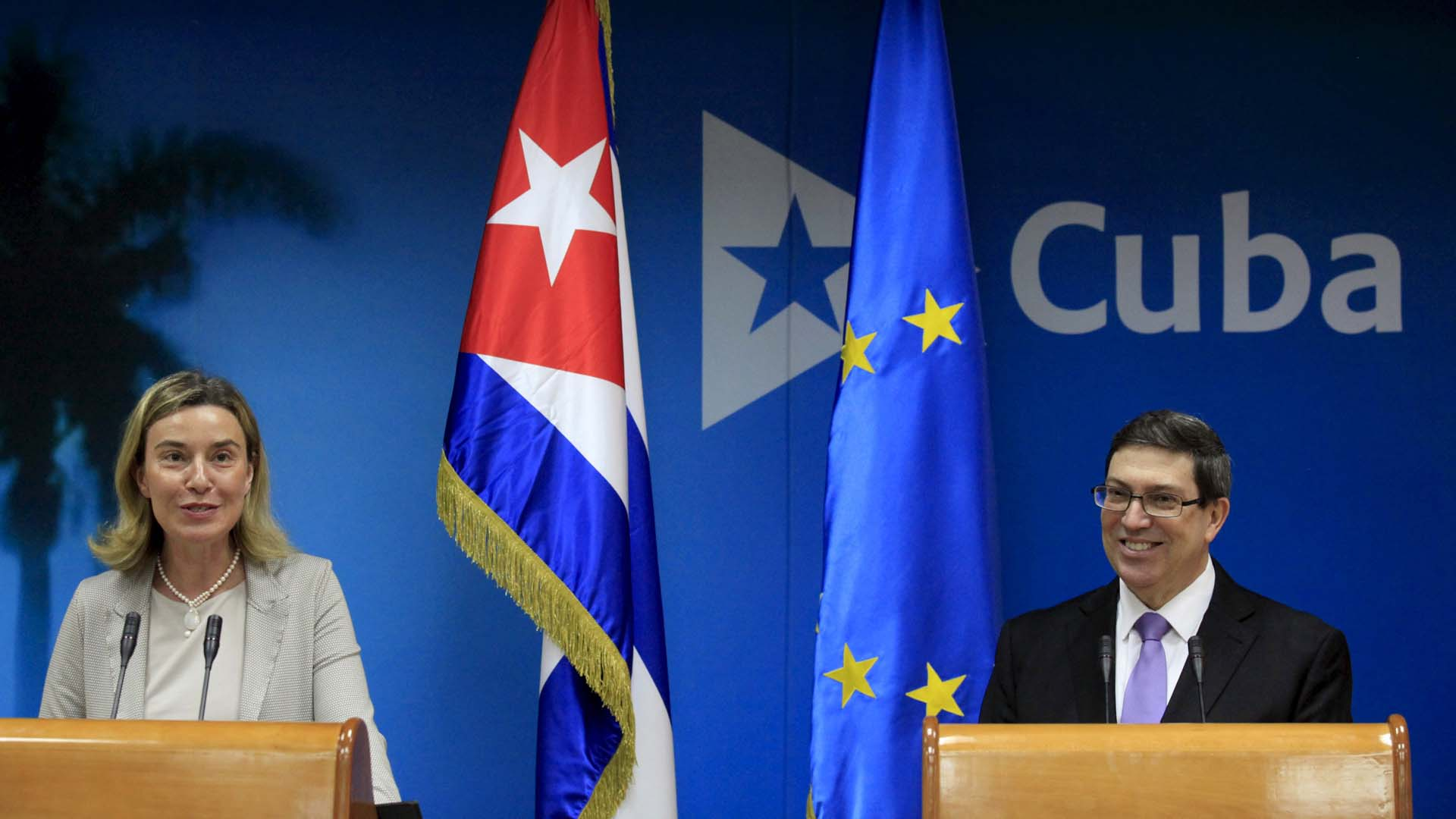 Los derechos humanos en la isla habrían complicado más no detenido las negociaciones