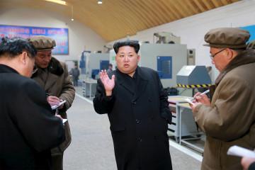 Disparó proyectiles de corto alcance unas horas después de que le impusieran nuevas sanciones internacionales