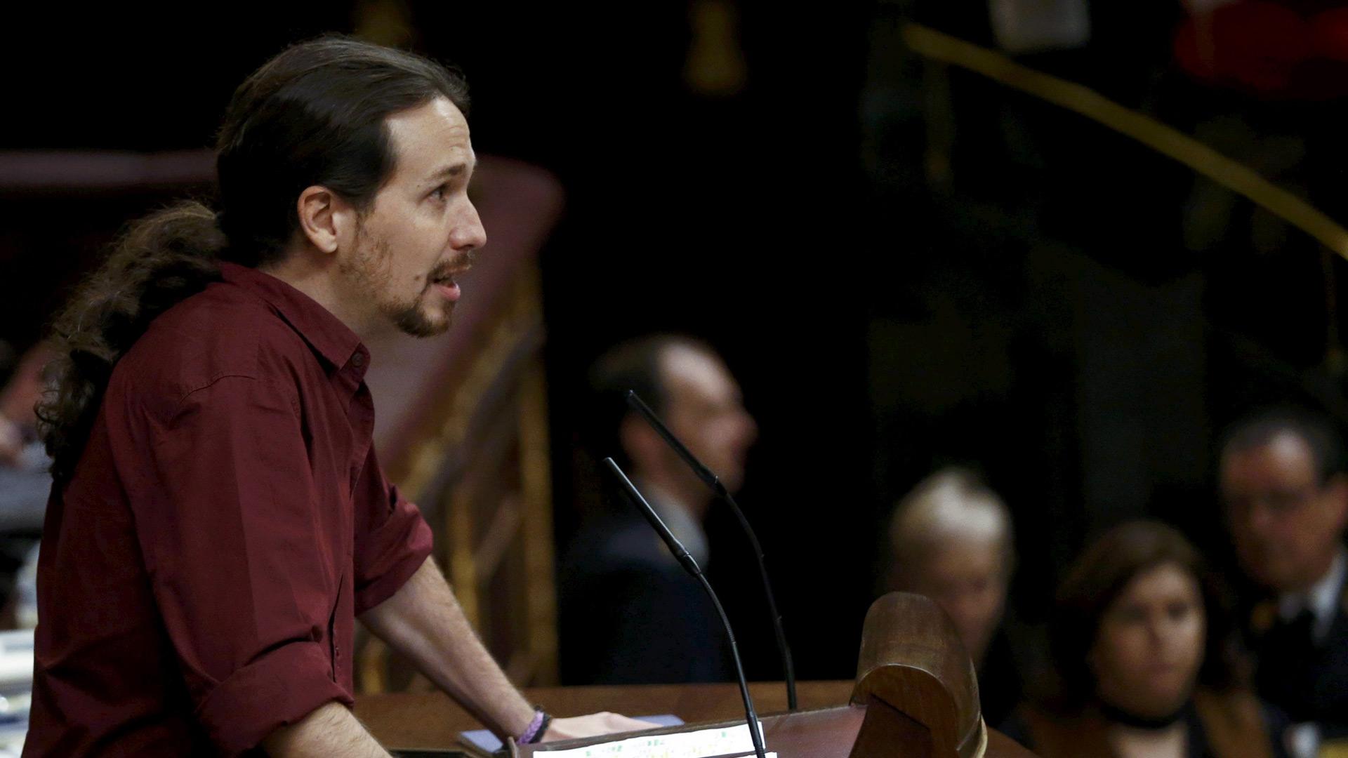 Pablo Iglesias haría sus aspiraciones a un lado si evitan que se forme un Ejecutivo progresista en España