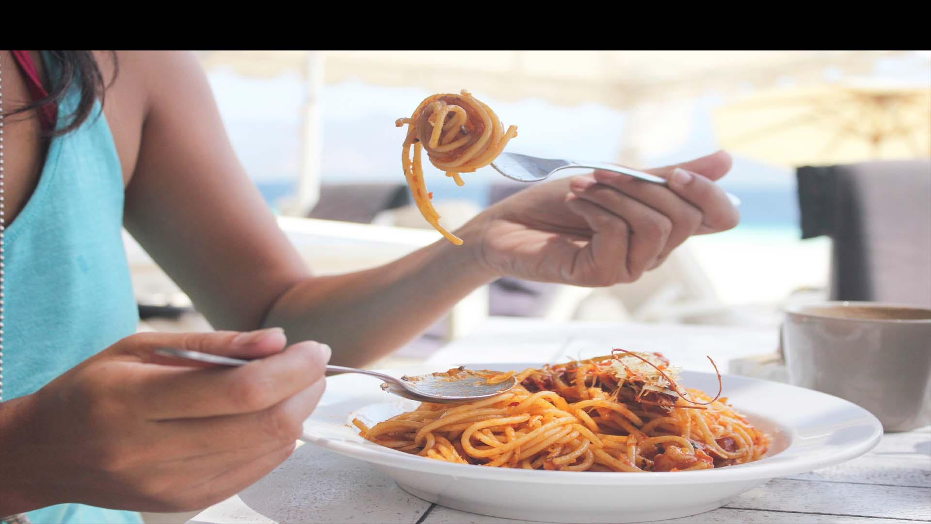 Pasta, arroces y harinas aumentan la glucosa en sangre, pudiendo desencadenarse una afección pulmonar