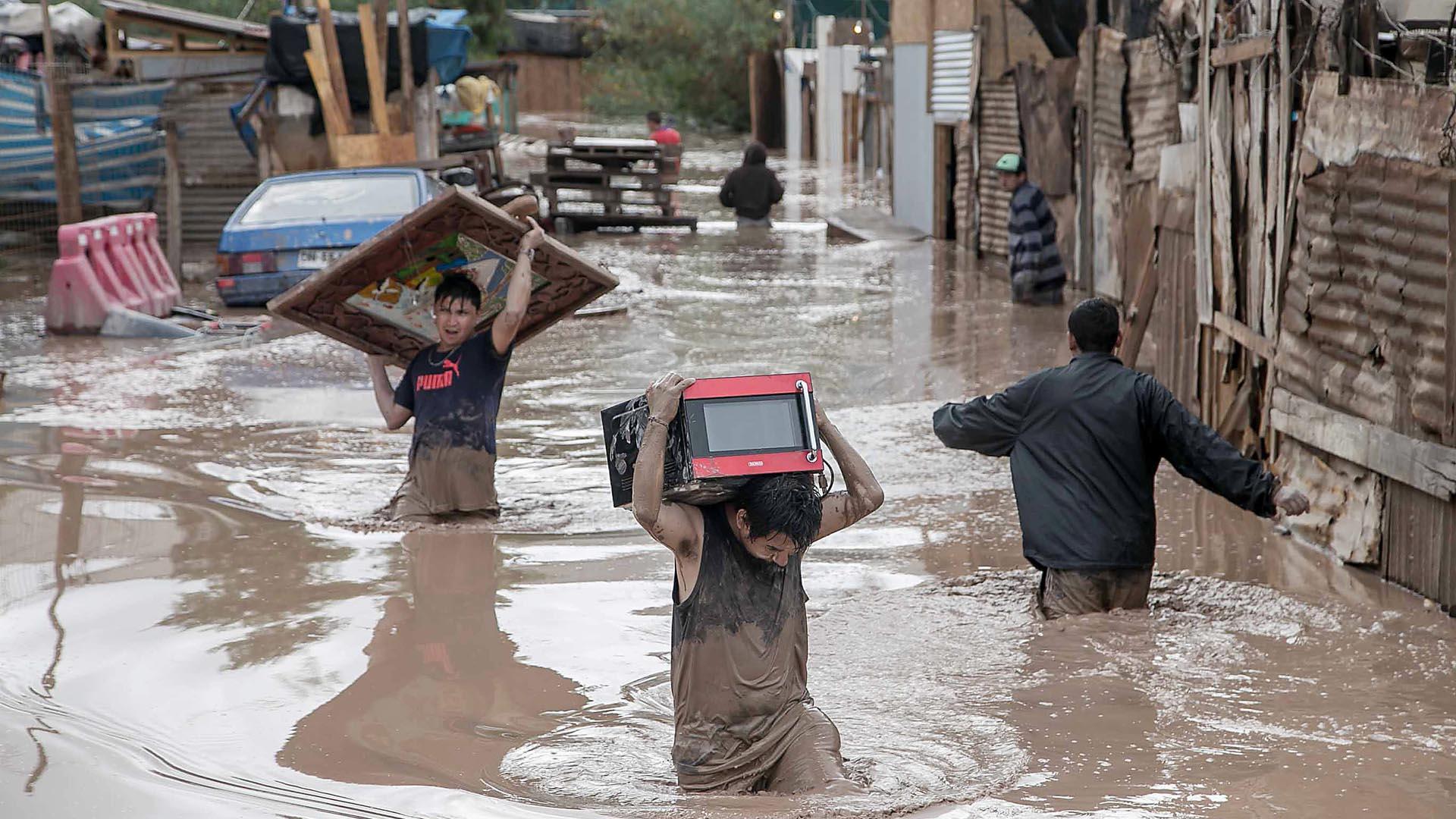 Las autoridades informaron que 12 regiones del norte y centro del país aun se mantienen en estado de emergencia
