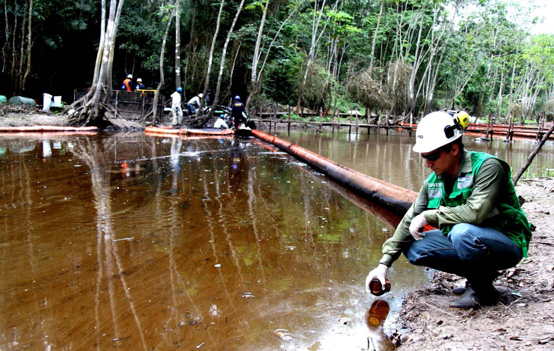 El OEFA podría imponer una multa hasta de 23 millones de dólares por inconciencia ambiental