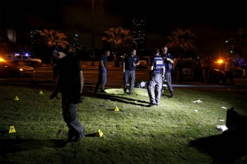 Varios actos criminales dejaron un saldo de varios heridos y muertos, entre palestinos e israelíes