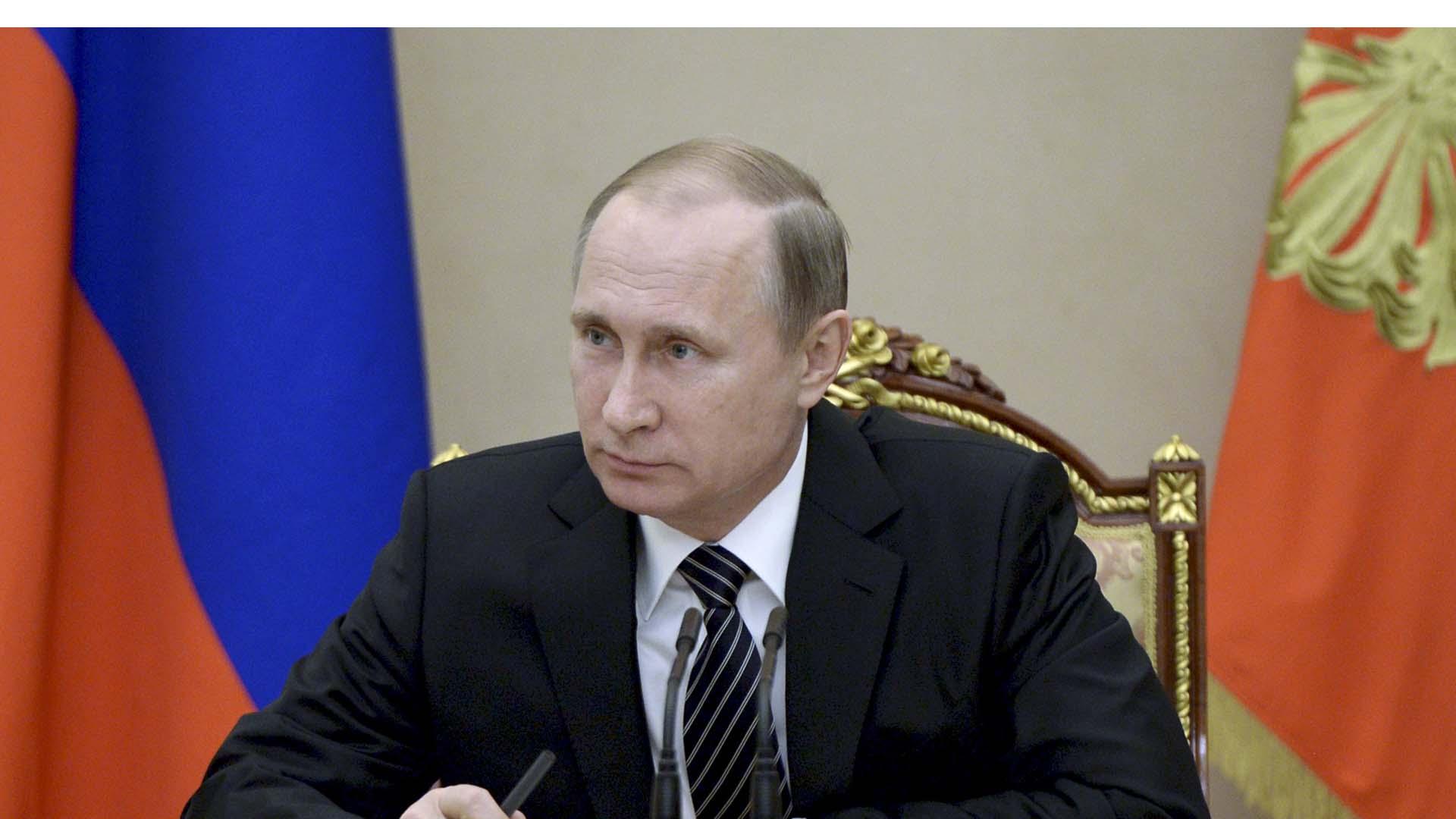 El mandatario recorrerá la construcción de un puente en el estrecho de Kerch para conectar la península ucraniana con tierra firme rusa