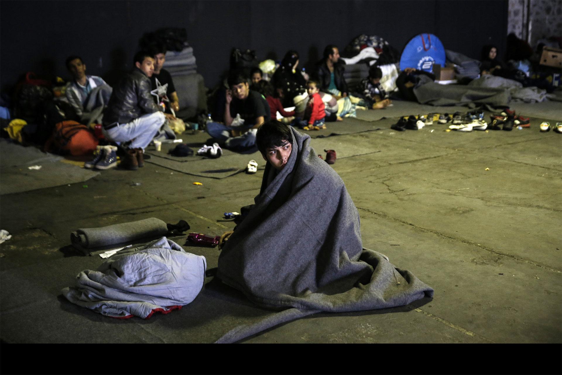 Propuso destinar 700 millones de euros para los países miembro más afectados por la crisis de refugiados