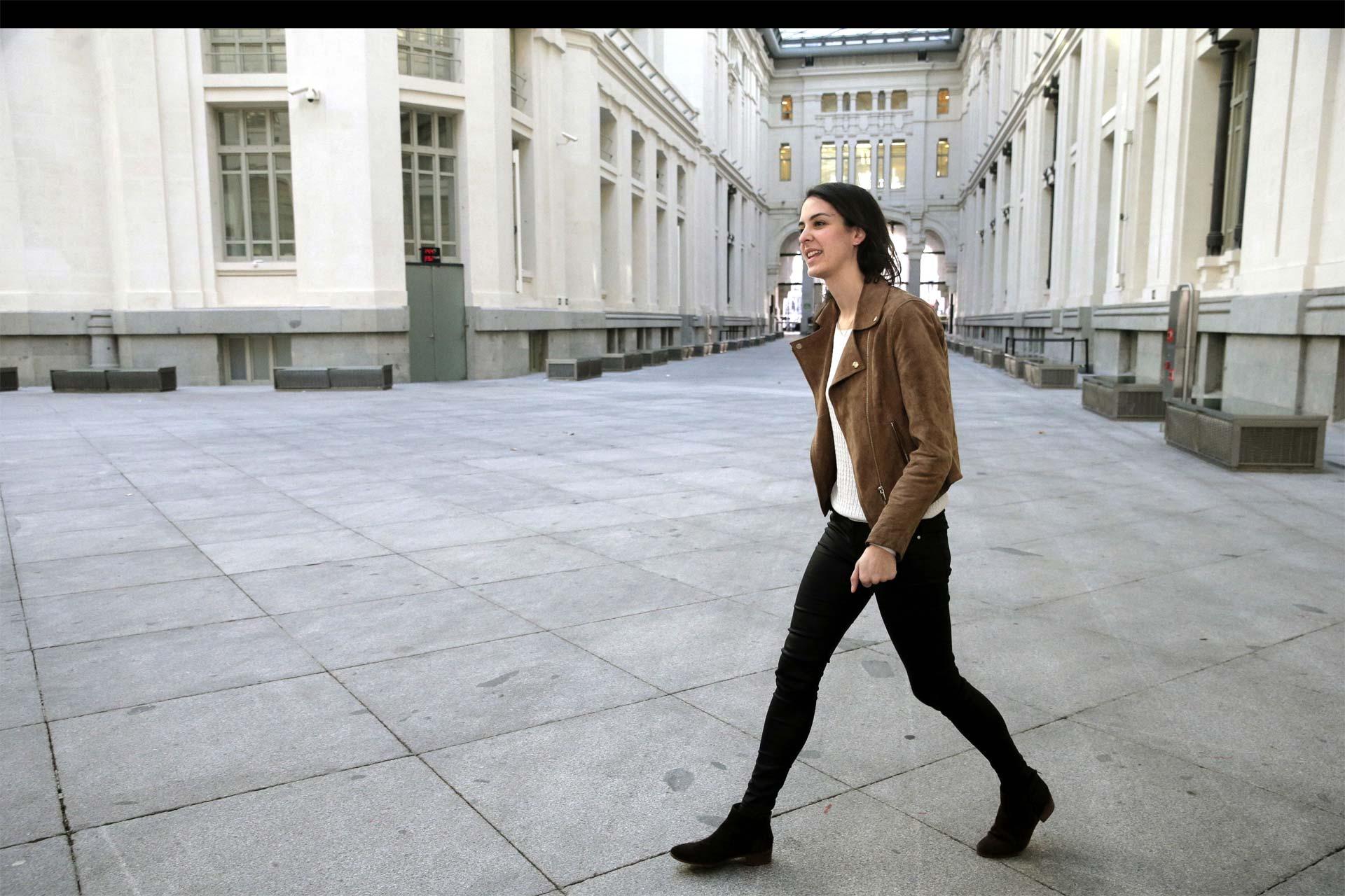 La portavoz del ayuntamiento de Madrid deberá pagar más de cuatro mil euros por una protesta en la que participó hace años