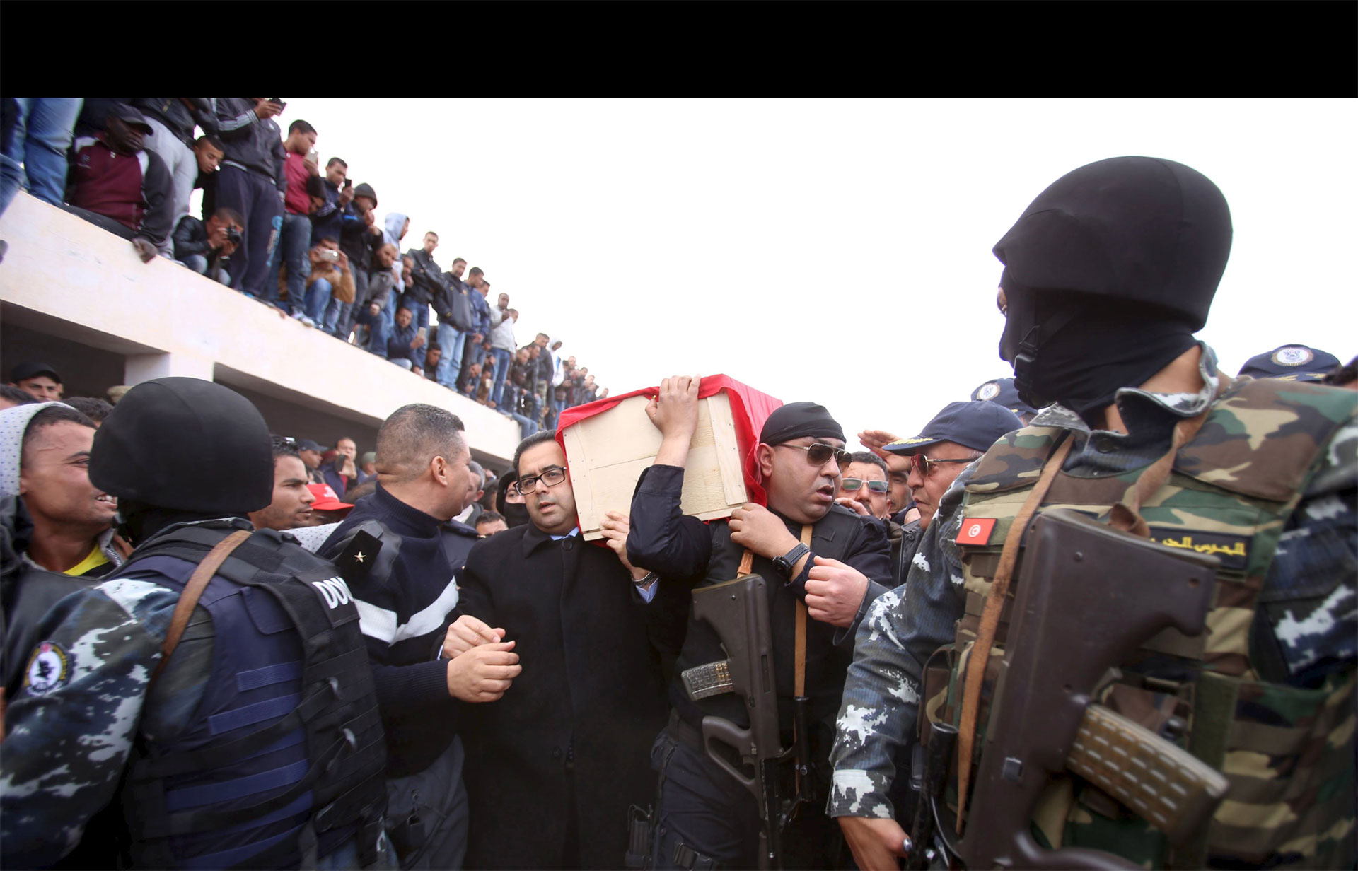 Desde el lunes han fallecido 45 posibles combatientes que provendrían de Libia