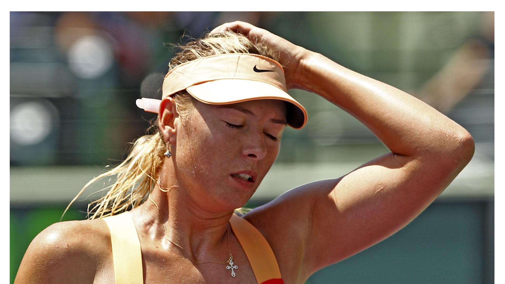 La información la dio el presidente de la federación rusa de tenis quien dijo que está en contacto con la deportista