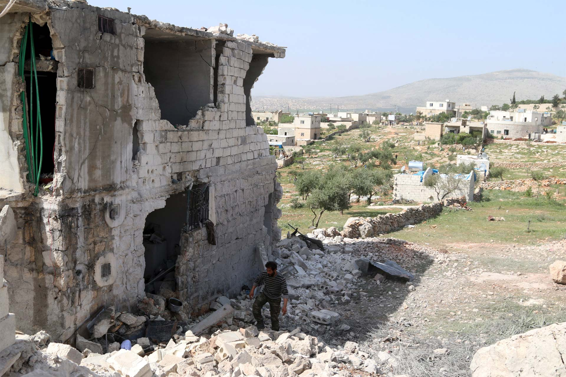Durante toda esta semana han fallecido 17 personas en Afganistán debido a estos ataques