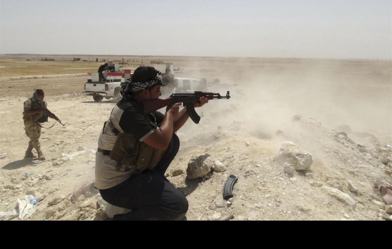 Luego de dos días de combate con el Frente Al Nusra, el grupo terrorista avanzó en Damasco cerca de un campo de refugiados