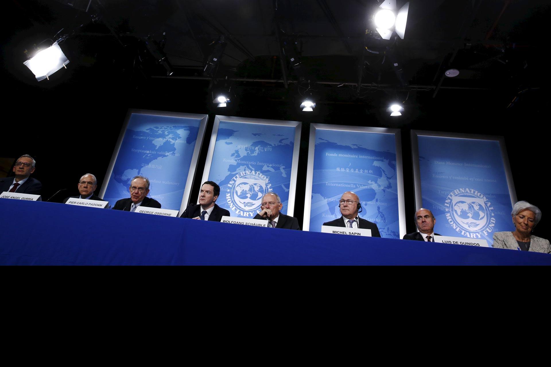El G5, compuesto por las cinco principales economías del continente, presentó su plan de acción