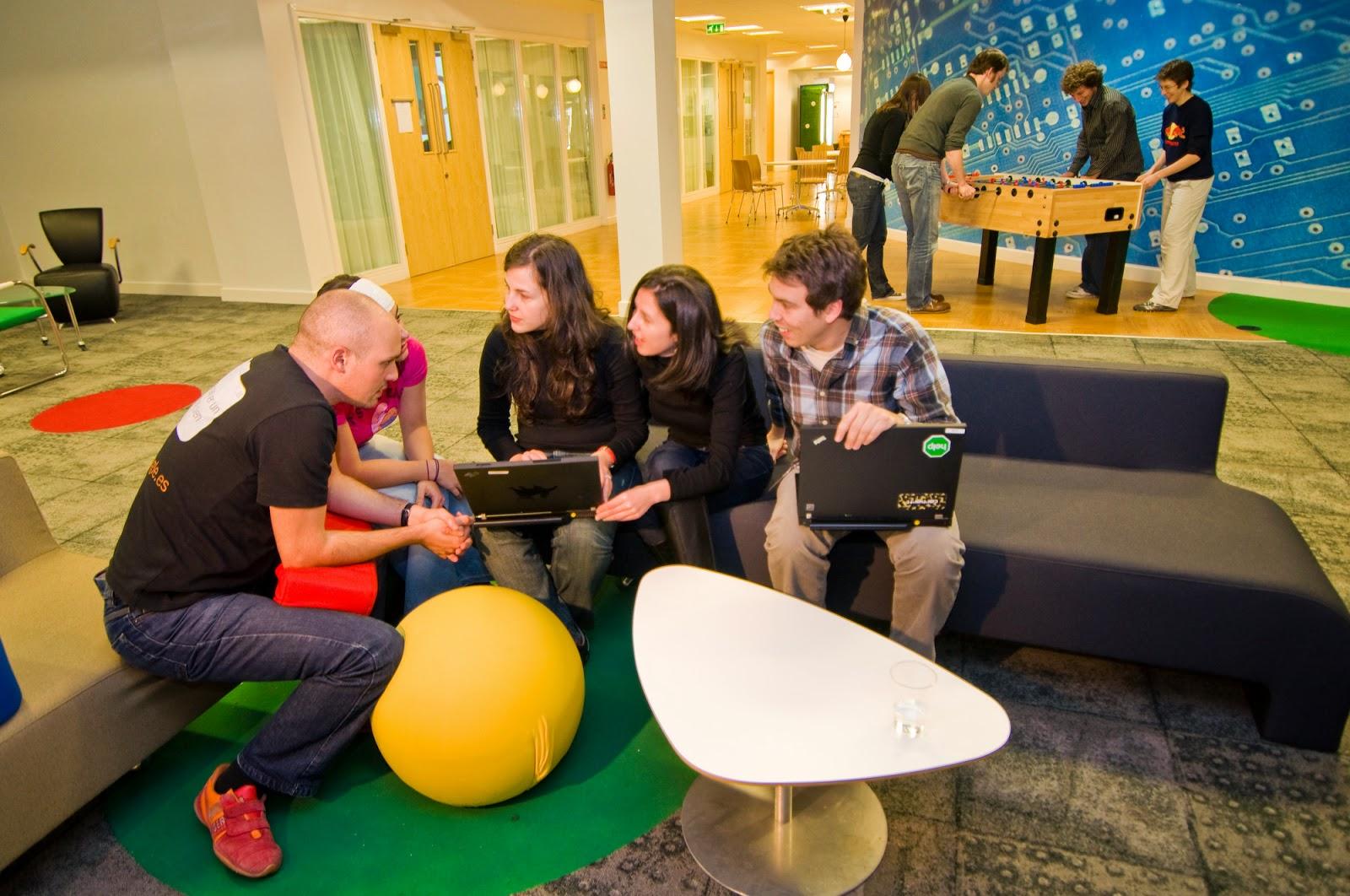 La empresa pretende que sus empleados destacados desarrollen sus ideas sin necesidad de abandonar Google