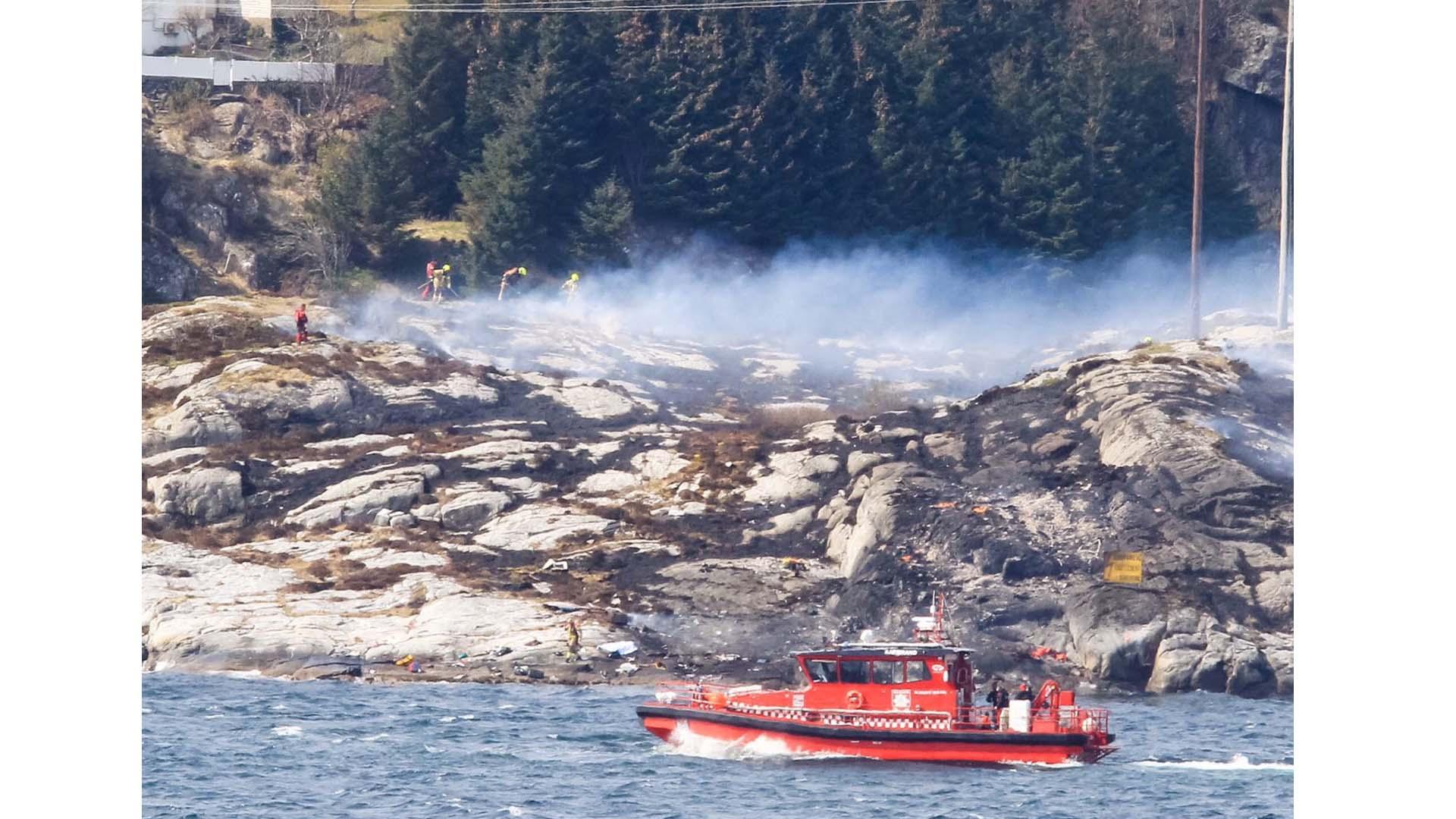 Las autoridades informaron que hasta el momento hay 11 personas fallecidas