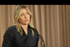 El caso podría estar resuelto entre dos y tres meses, incluso, Sharapova tiene más esperanzas gracias a la nueva línea antidoping