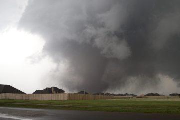 Uruguay es un país propenso de tornados