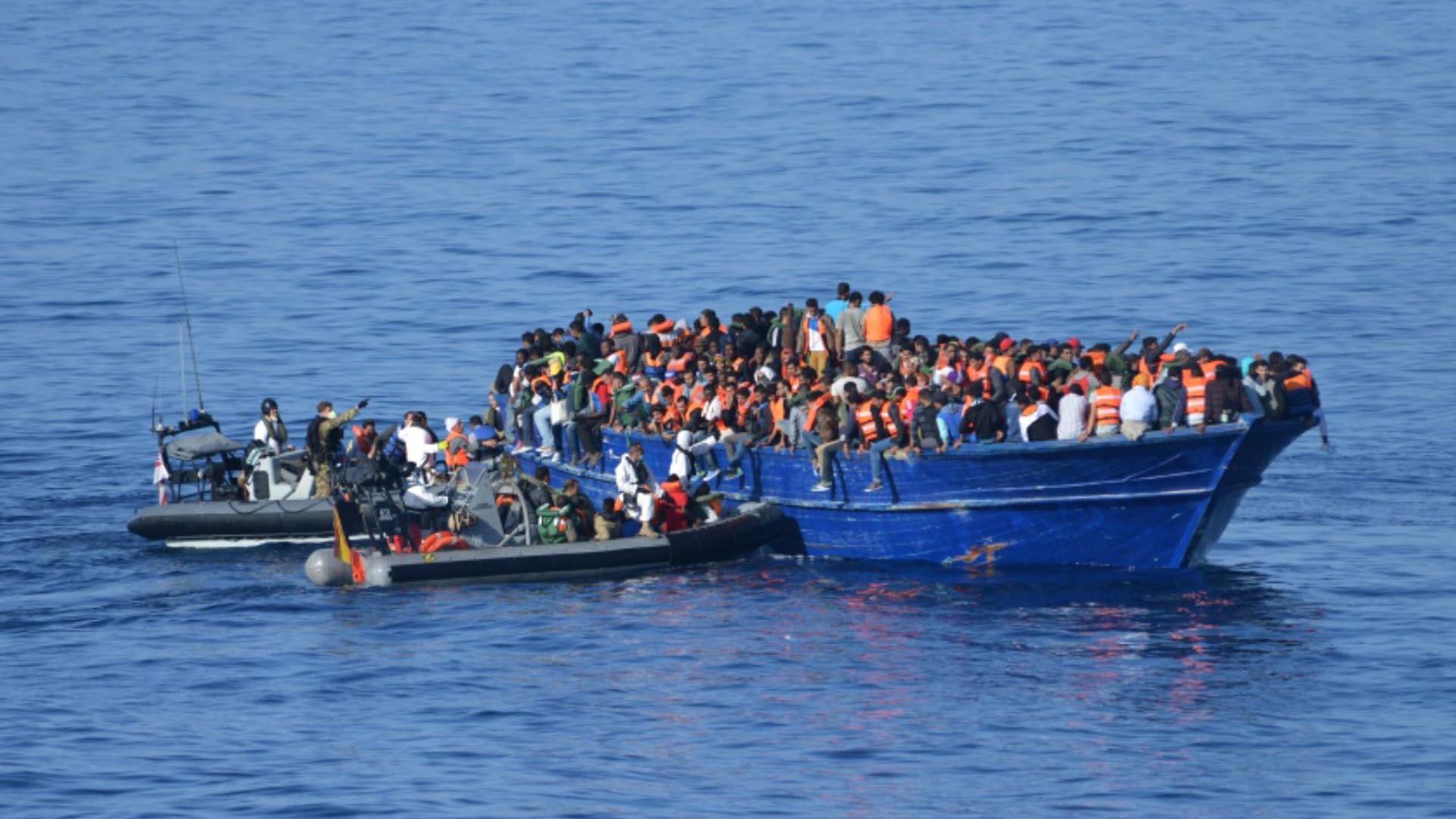 Se prevé que para los próximos meses que incremente el número de migraciones desde Libia hasta Italia