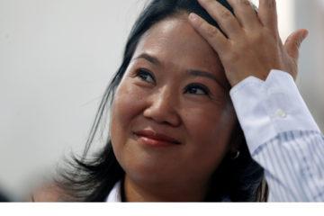 La líder de la oposición en el Perú se dirigió a su padre a través de una carta difundida en Twitter