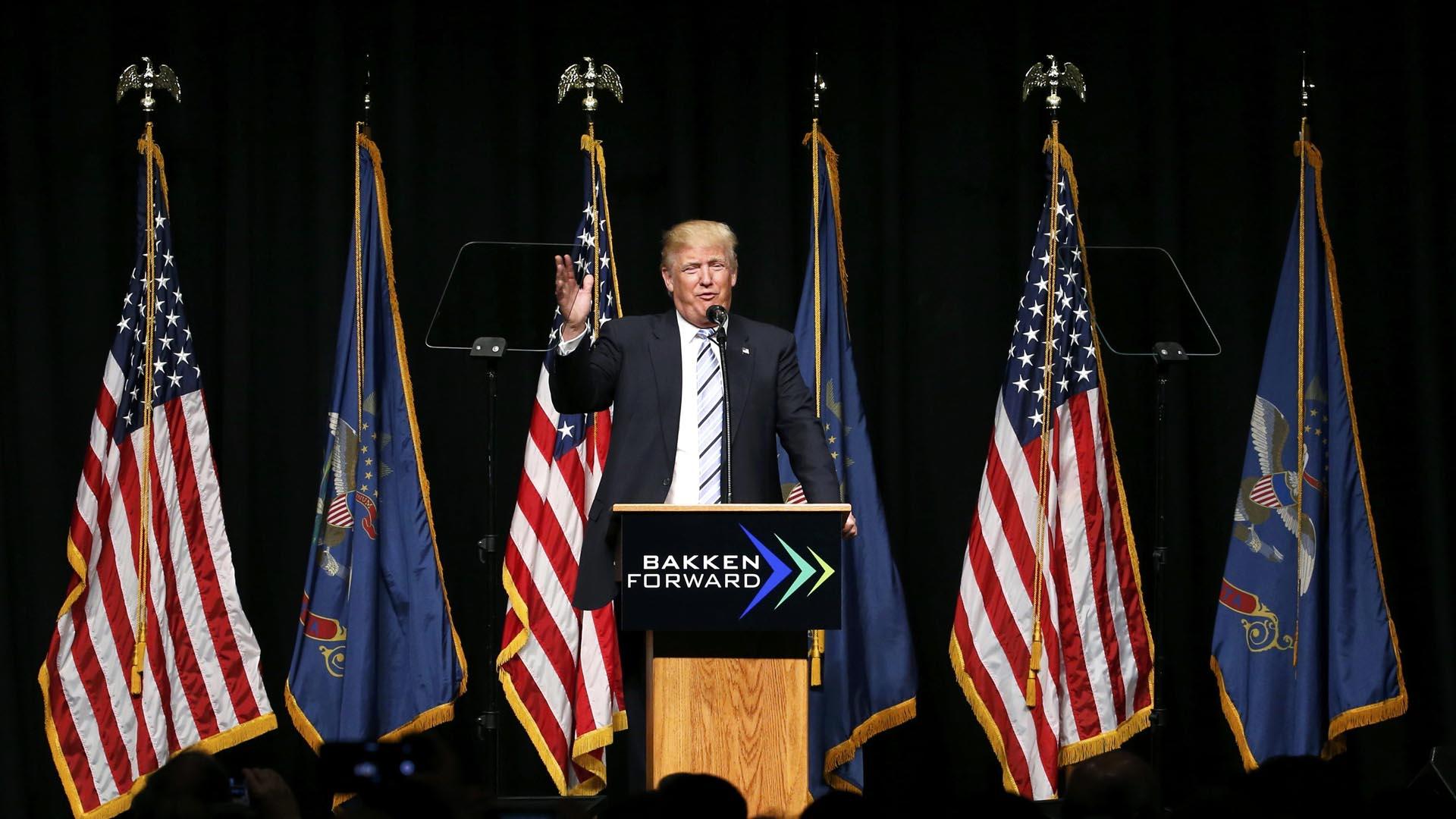 El proceso de primarias continuará hasta que se elijan los delegados que van a la Convención Nacional Republicana por cada estado.