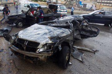 La ciudad de Alepo, al norte de Siria fue el escenario una vez más