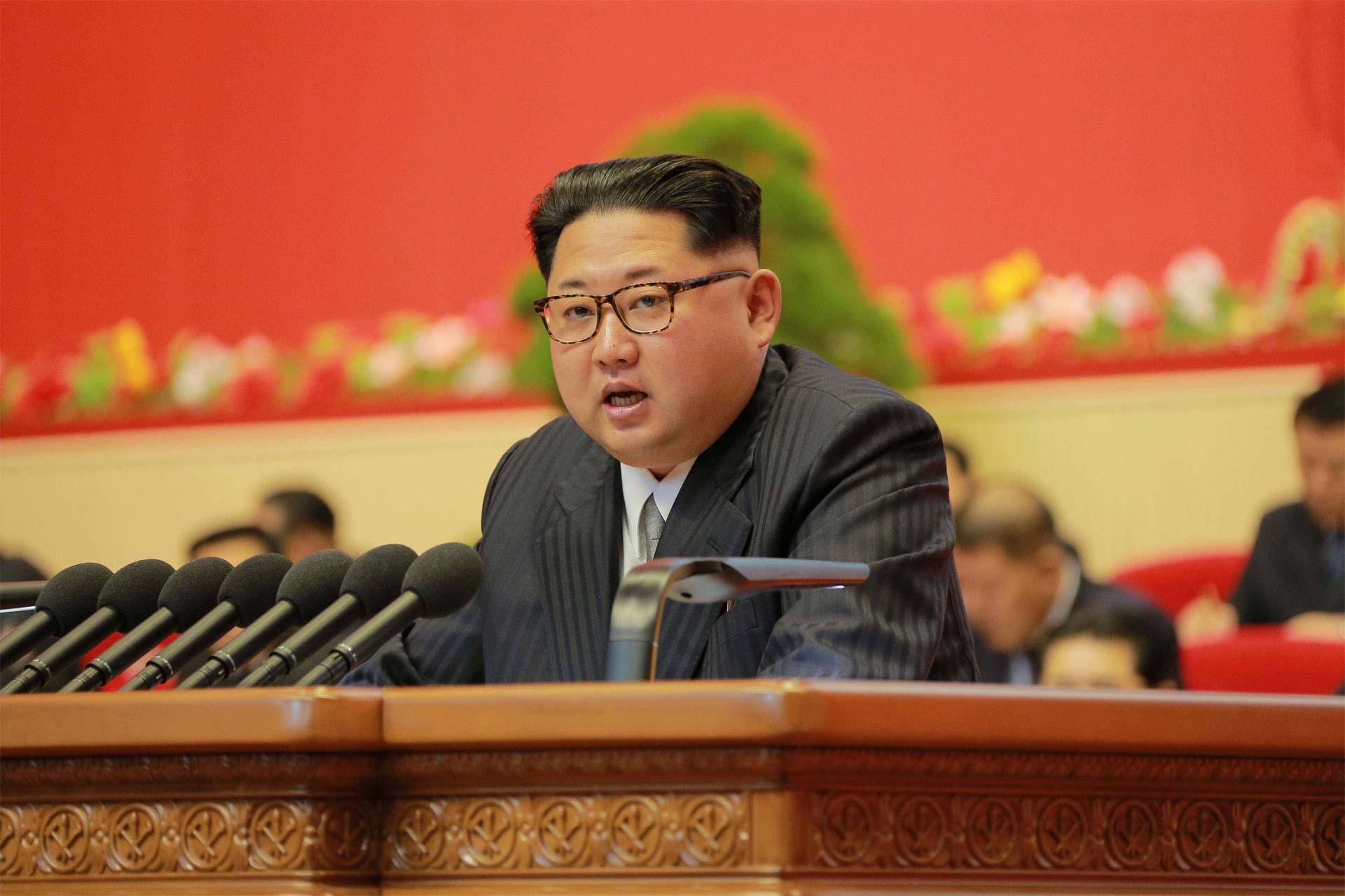 """Así aseguró Kim Jong Un, quien definió a su país como un """"Estado nuclear responsable"""""""