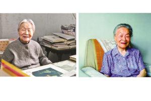 Escritora china fallece a los 104 años