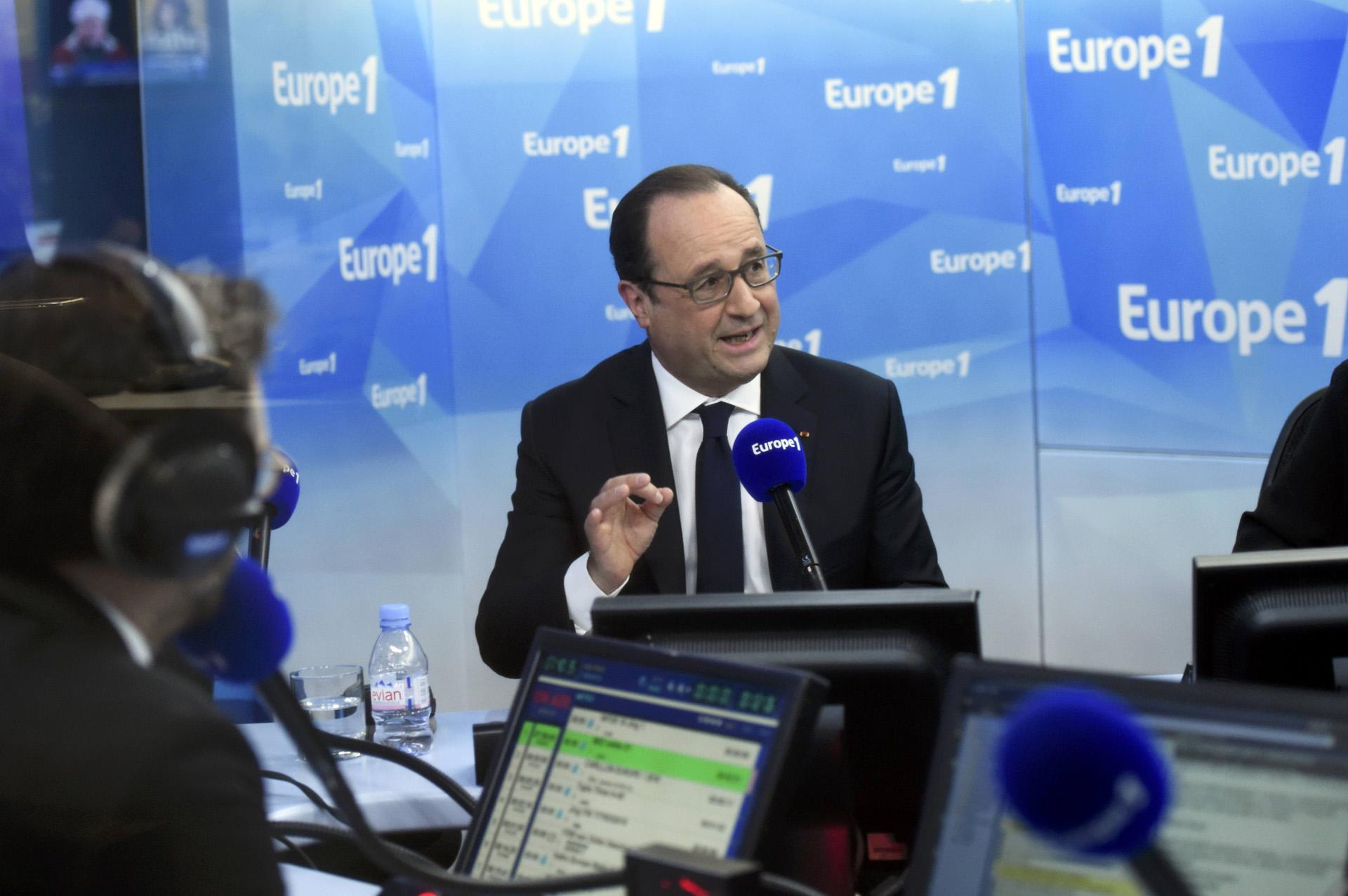 Francia posterga conferencia de paz