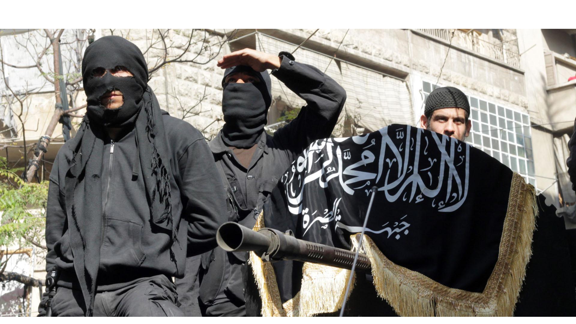 Rebeldes dominan localidad en Siria