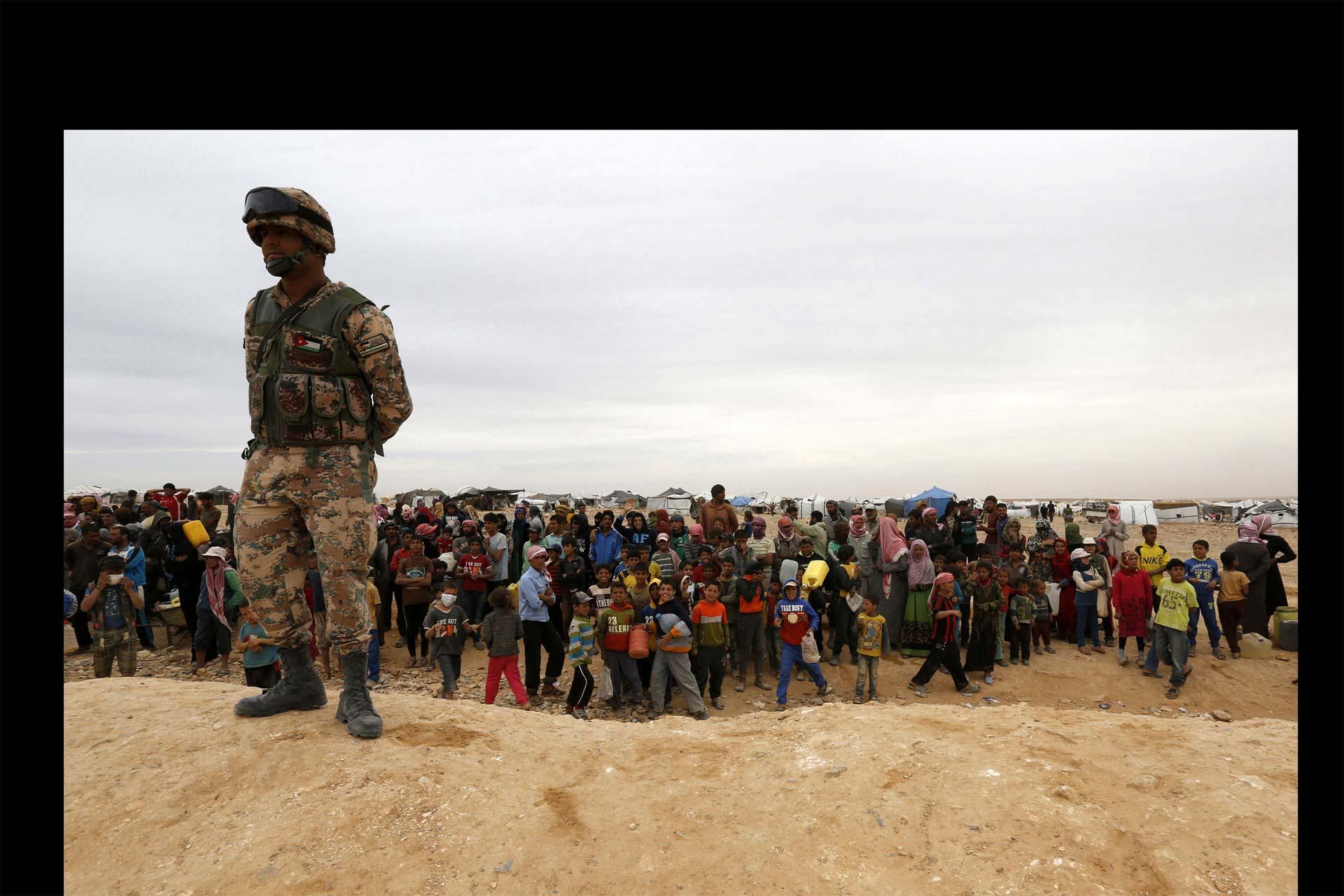 Pese a este descenso, los grandes conflictos armados parecieran lejos de una solución