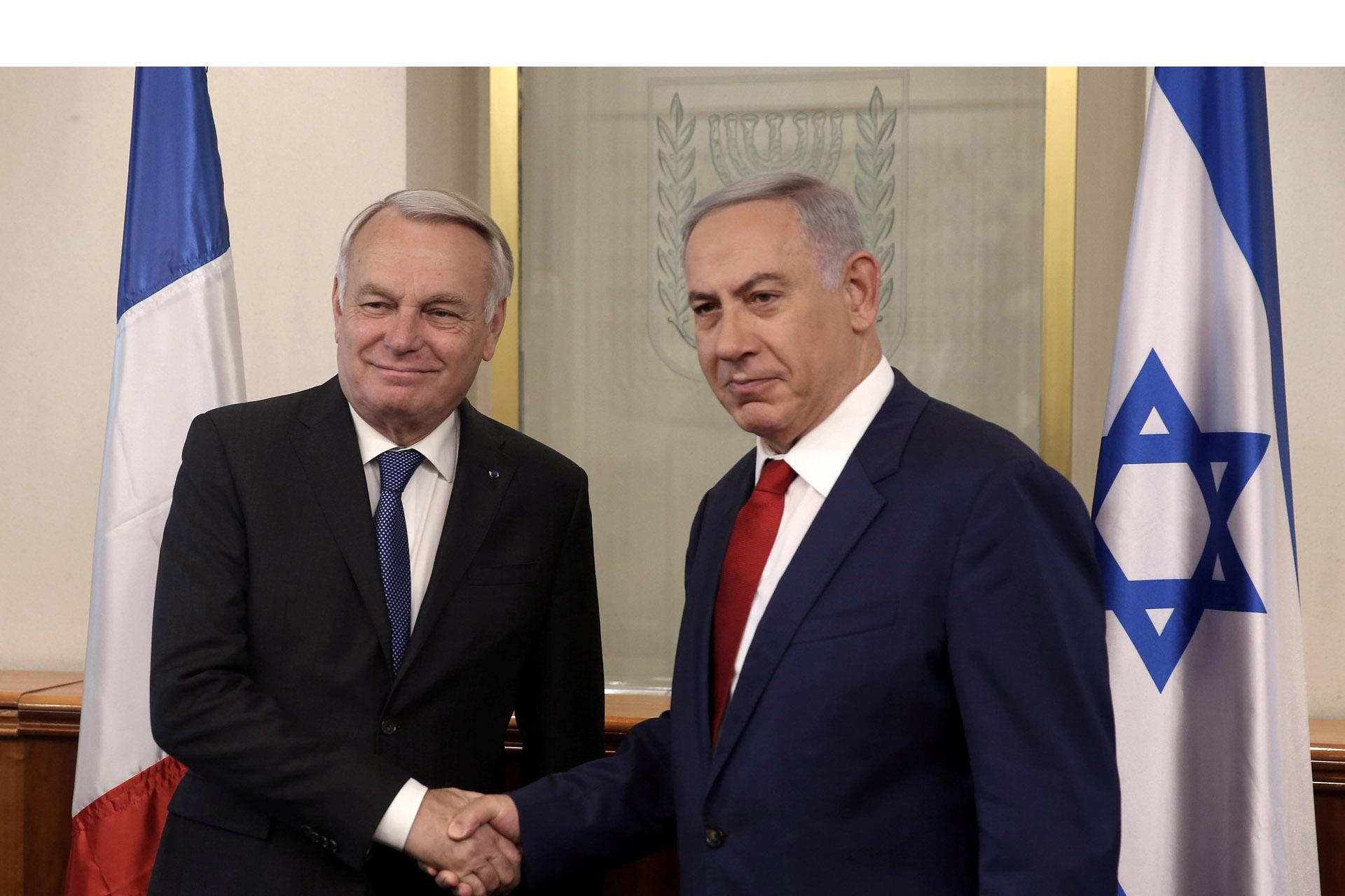 Palestina quiere paz con Israel