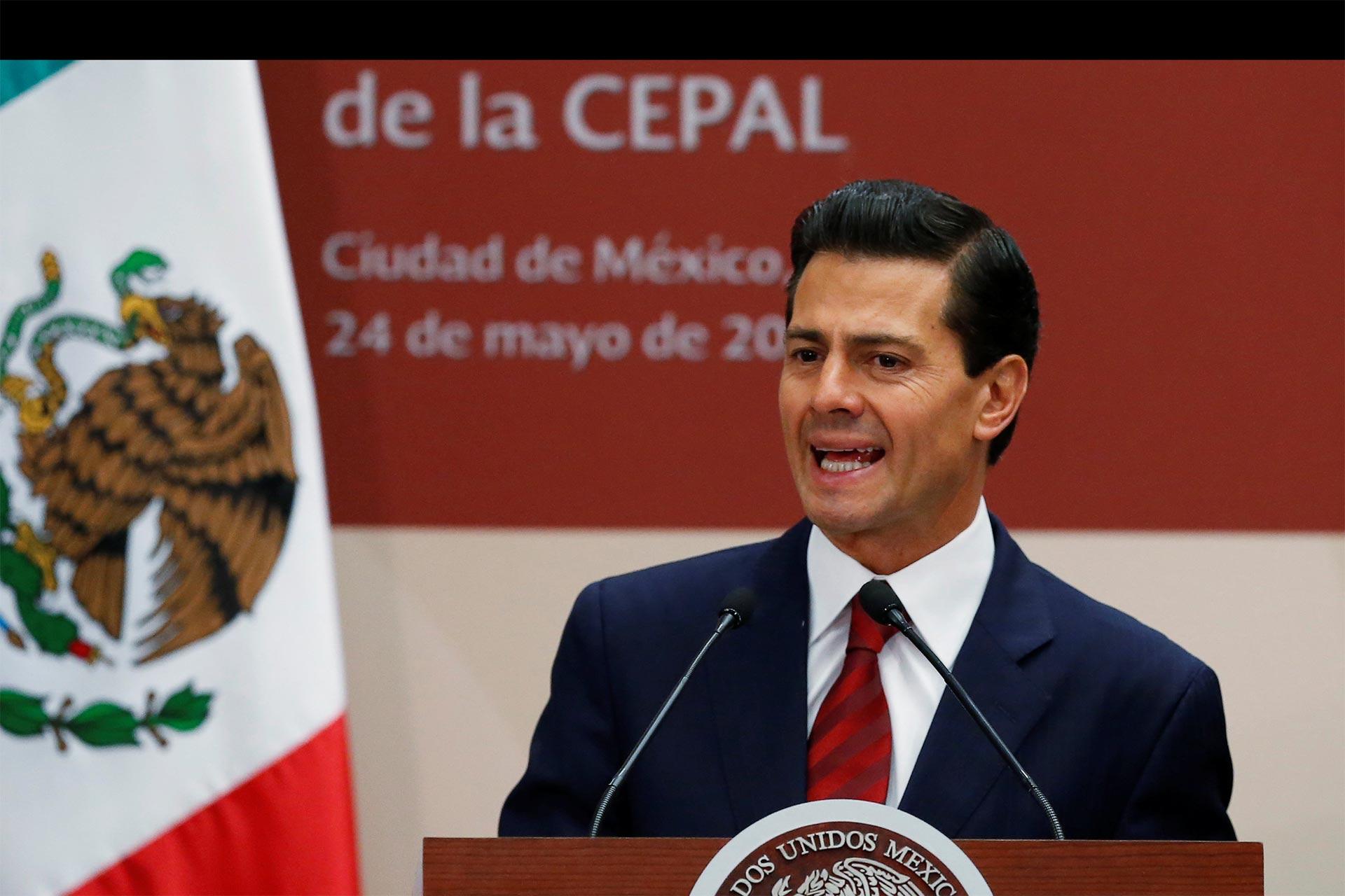 Peña Nieto impulsó un proyecto que establece cuatro zonas especiales, en pro a combatir la desigualdad