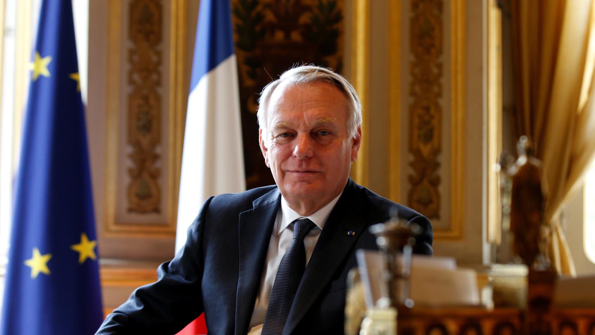 El ministro francés de Relaciones Exteriores, Jean-Marc Ayrault visitará Cisjordania para hablar con su homologo israelí