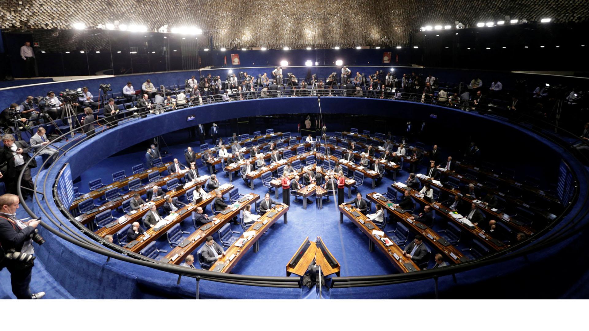 Inicia discusión sobre futuro de Rousseff