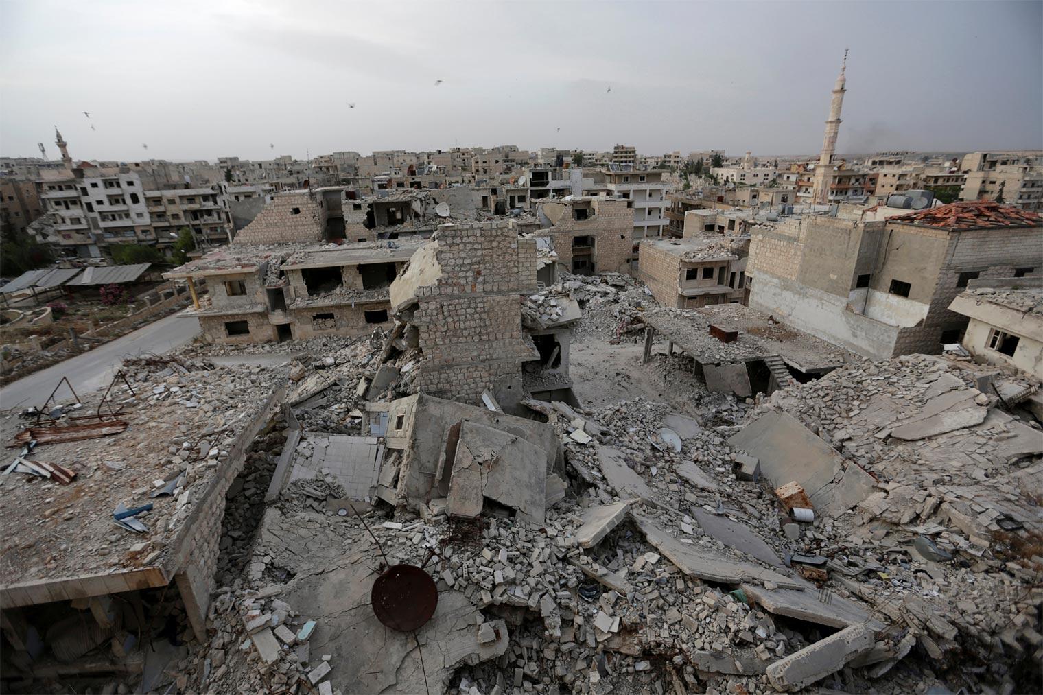 Esta vez, las victimas se produjeron debido a enfrentamientos entre rebeldes islamistas rivales