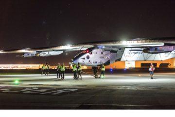 Solar Impulse 2 retoma su viaje